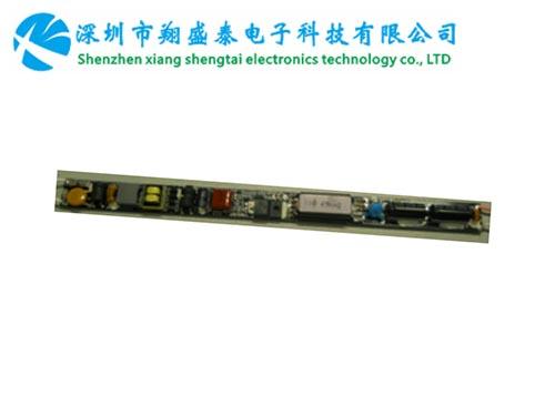 01以下为高PF,高效率,过认证的T8内置电源系列RG-T8-14W到18W