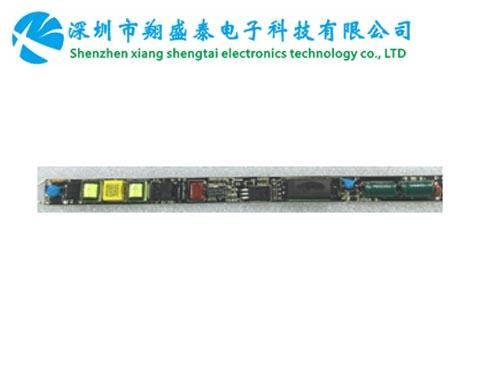 01以下为高PF,高效率,过认证的T8内置电源系列RG-T8-20W到25W