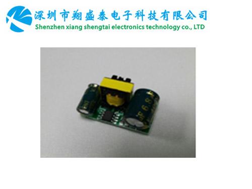 高PF,高效率,堵头电源系列RG-DT-18W-1/2