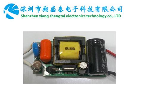 高PF,高效率,堵头电源系列RG-DT-16W-18W