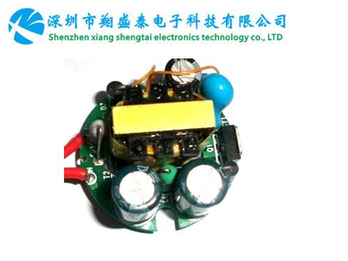 园形,高PF,内置调光电源系列RG-TG-3W系列