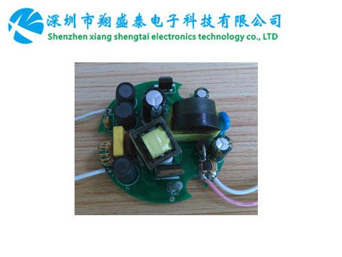 园形,高PF,内置调光电源系列RG-TG-10W...15W