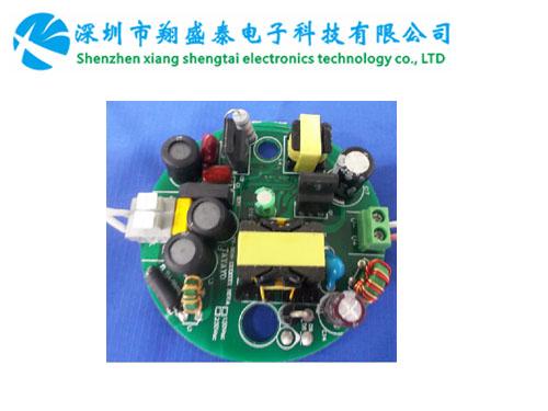 园形,高PF,内置调光电源系列RG-TG-25W...32W