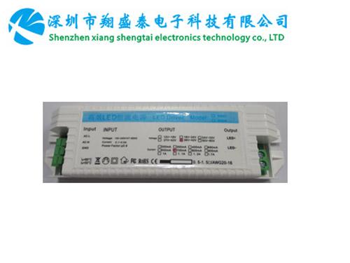 高PF,高效率,过认证的外置电源系列RG-WZ-18W...32W