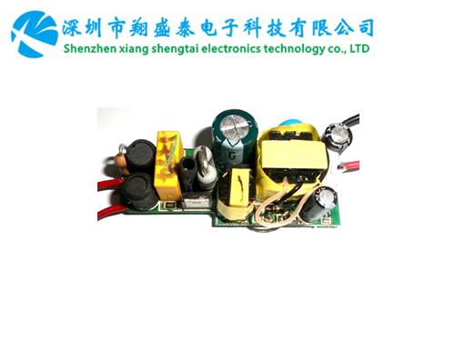 方形,高PF,高效率,过认证,无频闪的内置调光电源RG-TG-5W