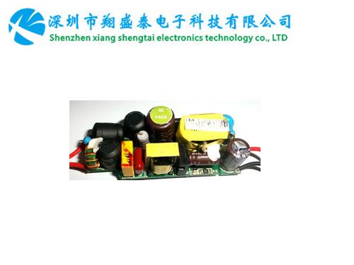 方形,高PF,高效率,过认证,无频闪的内置调光电源RG-TG-10W