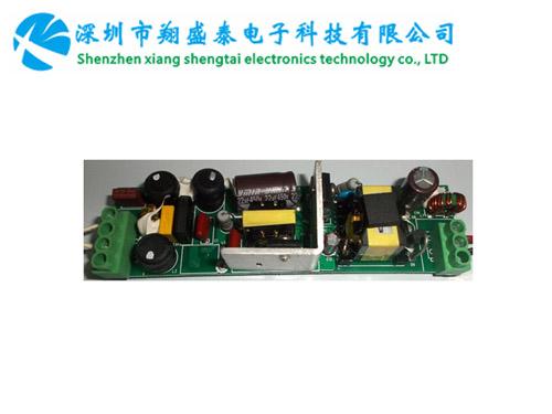 方形,高PF,高效率,过认证,无频闪的内置调光电源RG-TG-36W