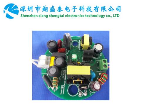 园形,高PF,过认证,无频闪的内置调光电源RG-TG-25W..32W